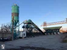 Hormigón Constmach 100 m3 Fixed Concrete Batching Plant planta de hormigón nuevo