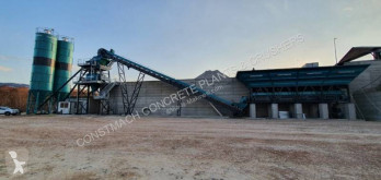 Beton betoncentrale Constmach 100 m3 Fixed Concrete Batching Plant