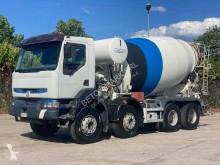 Betão betoneira Renault KERAX 420