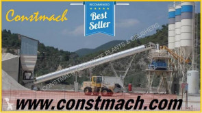 Constmach Stationary Concrete Plant 120 m3 new concrete plant