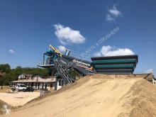 اسمنت Constmach Planta de Hormigón Portátil 60 m3 / h مصنع اسمنت جديد