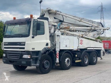 Cifa K40 used concrete pump truck