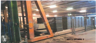 Unidad de producción de productos de hormigón OPTIMAL