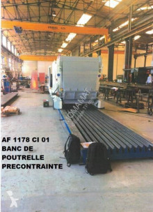 POUTRELLES unitate de fabricare a produselor din beton noua