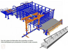 Единица по производству изделей по бетону Schiaslo-Spil CRETEBEAM-TOWER
