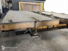 Hormigón unidad de producción de productos de hormigón Sommer - Folding pallet system for the production of double wall