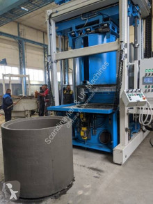 Produktionsenhed for cementprodukter Sumab E-12L Concrete Ring+Pipe Making Machine