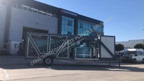 Constmach 100 m3/h Centrale à Béton Mobile central de betão novo