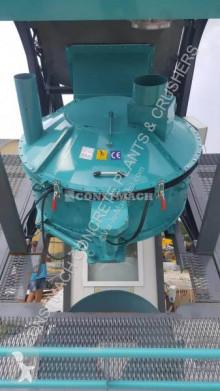 Betoneira Constmach Pan Type Concrete Mixer - Pan Mixer