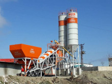 Hormigón planta de hormigón Plusmix MT100-SNG