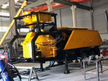 Hormigón Plusmix MINI MOBILE Concrete Plant MT30 planta de hormigón nuevo
