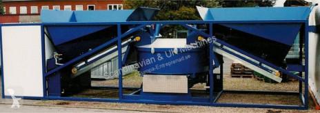 Hormigón planta de hormigón Sumab Universal Easy to transport! K-80 (80m3/h) Mobile plant