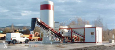 Sumab Universal Easy to transport! K-10 (10m3/h) Mobile concrete plant betoncenter ny