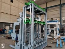 Sumab Universal ADVANCED MODEL! R-400 (800 blocks/hour) Stationary block machine Unità di produzione di manufatti in cemento nuovo