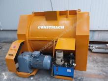 Constmach betonkeverő Single Shaft Mixer