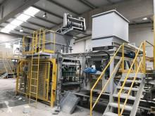 Единица по производству изделей по бетону Poyatos Novabloc Bicapa
