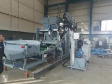 Sumab Universal FULLY AUTOMATIC! R-500 (1625 blocks/hour) Stationary block machine unité de production de produits en béton neuf