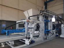 Sumab Universal High Capacity! R-1500 (3000 blocks/hour) Stationary block machine unité de production de produits en béton neuf