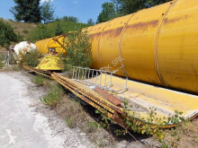 Scania Scutti SP 170 impianto di betonaggio usato