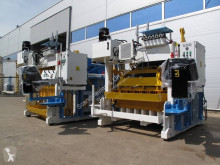 Sumab Universal E-6 (2000 blocks/hour) Mobile block machine produktionsenhed for cementprodukter ny