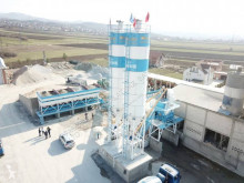 Betoniera staţie de beton Isuzu POWERMIX-100 STATIONARY CONCRETE BATCHING PLANT