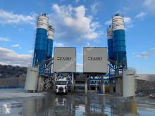 Hormigón Fabo POWERMIX-200 STATIONARY CONCRETE BATCHING PLANT planta de hormigón nuevo