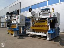 Unidad de producción de productos de hormigón Sumab Universal E-6 (2000 blocks/hour) Mobile block machine