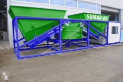 Betoniera Sumab Universal Easily transported! K-60 (60m3/h) Mobile concrete plant staţie de beton noua