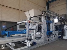 Sumab Universal High Capacity! R-1500 (3000 blocks/hour) Stationary block machine Единица по производству изделей по бетону б/у