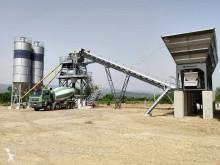 Betoniera Constmach 120 M3 Capacity Fixed Concrete Mixing Plant For Sale staţie de beton noua