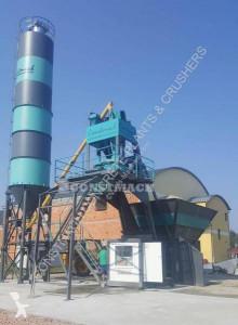 Hormigón Constmach Compact 20 - Compact Concrete Batch Plant 20 M3 Capacity planta de hormigón nuevo