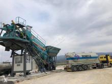 Hormigón planta de hormigón Constmach Centrale à béton mobile de 30 m3 pour une installation et une utilisation faciles