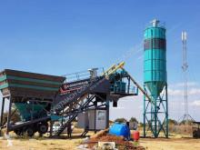 Betoniera Constmach Livraison de centrale à béton portable de capacité 60 M3/H à partir du stock staţie de beton noua