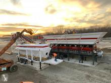 Constmach 120 M3/H Mobile Concrete Batching Plant асфальтобетонный завод новый