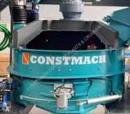 Constmach Types de malaxeur à béton planétaire livrés en stock бетоносмеситель новый