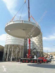 Betoniera staţie de beton Constmach CS-3000 - 3000 Ton Cement Storage Silos