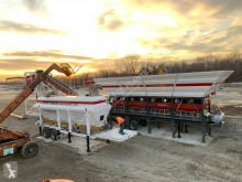 Betoniera staţie de beton Constmach 120 M3/H Mobile Concrete Batching Plant