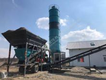 Hormigón planta de hormigón Constmach 45 m3 Mobile Concrete Batching Plant - High Quality Price Ratio