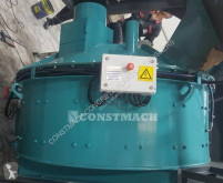 Бетоносмеситель Constmach Pan Type Concrete Mixer - 100% Customer Satisfaction
