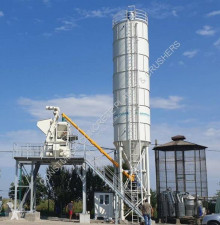 Hormigón Constmach 100 Ton Cement Silo ( Concrete Silo ) planta de hormigón nuevo
