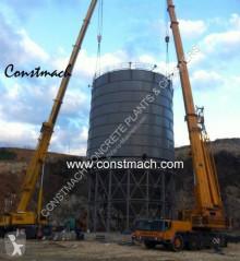 Hormigón planta de hormigón Constmach 2000 Ton Concrete Silo
