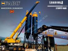 Hormigón Fabo FABOMIX COMPACT-110 CONCRETE PLANT | CONVEYOR TYPE planta de hormigón nuevo