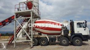 Constmach Dry Concrete Batching Plant 60 m3 Capacity new concrete plant