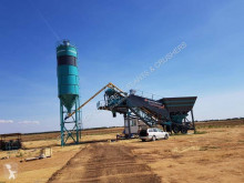 Constmach 60 M3/H Capacity Portable Concrete Batching Plant Delivery From Stock new concrete plant