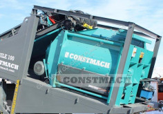 Constmach Twin Shaft Mixer For Sale - Immediate Delivery from Stock betoneira novo