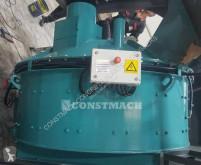 Constmach Pan Type Concrete Mixer - 100% Customer Satisfaction new concrete mixer