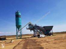 Constmach Livraison de centrale à béton portable de capacité 60 M3/H à partir du stock new concrete plant