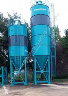 Constmach Fabricant et fournisseur de silos à ciment de 50 tonnes central de betão novo