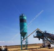 Бетонов възел Constmach Certifications des silos à ciment de 75 tonnes : Ce & Iso