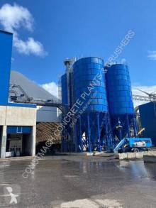 Constmach CS-1000 - Silo à ciment de 1000 tonnes - Expédition rapide et sûre central de betão novo